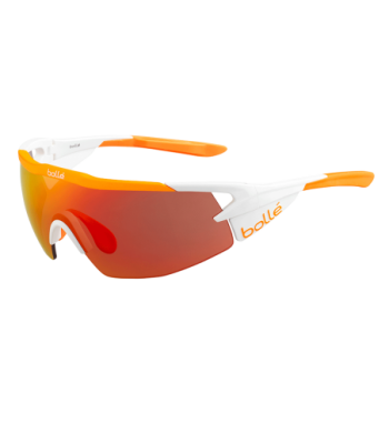 AEROMAX MATTE WHITE/ORANGE NXT