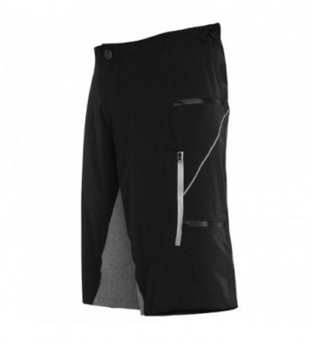 MEN PRO BAGGY WITHOUT LINER LUCCA BLK/GREY TALLE XL