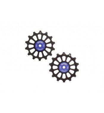 14/14T PULLEY SET FOR SRA12 - CROSS