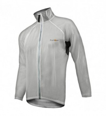 ACTIVE STORM JACKET LECCO TRANSPARENT L