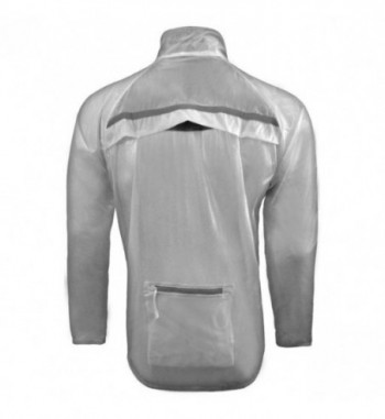 ACTIVE STORM JACKET LECCO TRANSPARENT M