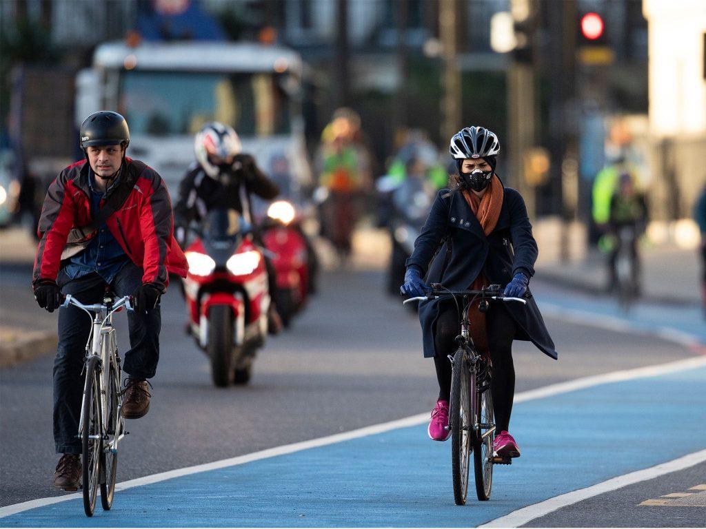 Guía para andar en bicicleta en tiempos de Covid 19
